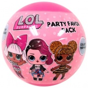 ЛОЛ Набор для вечеринки LOL Surprise Party Favor Pack MGA Entertainment