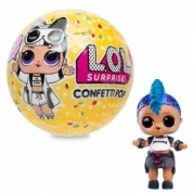 Кукла ЛОЛ Конфетти ПОП 3 серия 2 волна MGA Entertainment