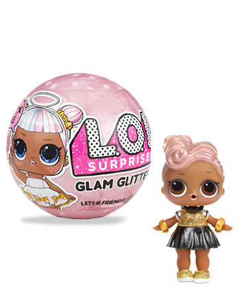 Кукла ЛОЛ 3 сезон Glam Glitter Yo'Self  LOL Surprise MGA Entertainment