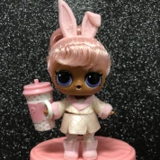 Кукла ЛОЛ Snow Bunny LOL Surprise MGA Entertainment