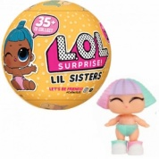 LOL Surprise Lil Sisters Лол Сестренка 3 серия 2 волна MGA Entertainment