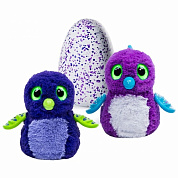 Hatchimals Хетчималс (19100-DRAG-PURP ) Дракоша - интерактивный питомец, вылупляющийся из яйца
