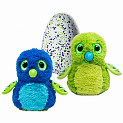 Hatchimals Хетчималс (19100-DRAG-GREEN ) Дракоша - интерактивный питомец, вылупляющийся из яйца
