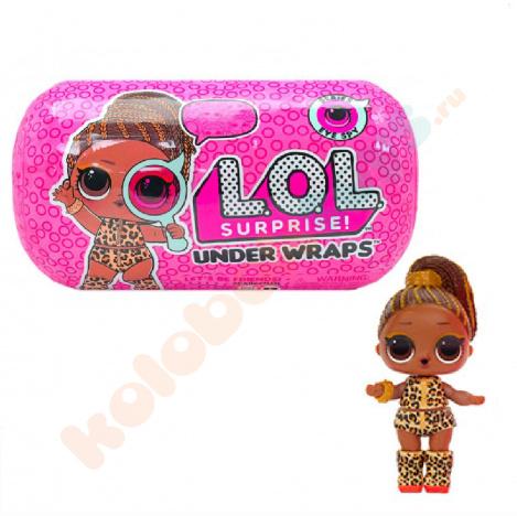 кукла лол 4 серия 2 волна Decoder Lol Surprise Mga Entertainment