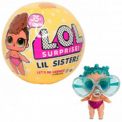 LOL Surprise Lil Sisters Лол Сестренка 3 серия 1 волна MGA Entertainment